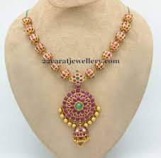 pota ruby necklace for all ages jewellery designs