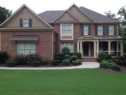 brick house brick house exterior ideas