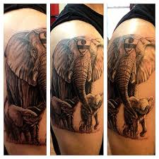 elephant 3 keene nh tattoos and by cesar perez