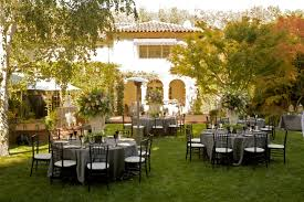 great wedding reception outdoor venues outdoor wedding reception