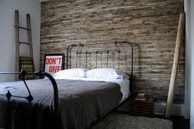 friday interior design utilizing reclaimed wood