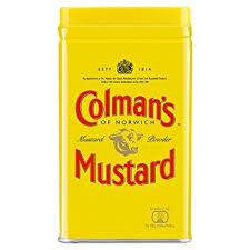 colman mustard colman s mustard powder 4 ounce mustard spices and