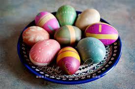 Hard Boiled Eggs For Easter Decorating Easter Egg Decorating Ideas How To Make Pisanki