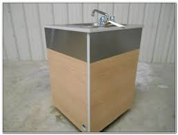 Oztrail Camp Kitchen Deluxe With Sink - portable camp kitchen with sink sinks and faucets home design