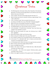 christmas trivia game free printable holiday cheer christmas