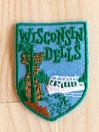 Wisconsin travel belt images 533 best patches images travel patches vintage jpg