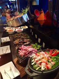 buffet cuisine design dinner buffet ร ปถ ายของ siam siam design hotel pattaya พ ทยา