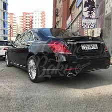 mercedes s class w222 mercedes s class w222 rent a car baku and car hire baku deals