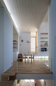 multi level homes a multi level house by japanese studio ihrmk