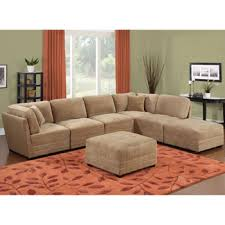 Canby Modular Sectional Sofa Set Canby Fabric 7 Modular Sectional 999 Costco By Emerald