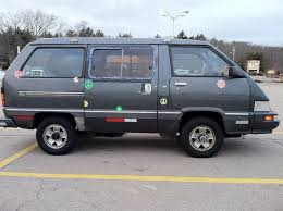 2017 chevy minivan 1988 toyota van overview cargurus