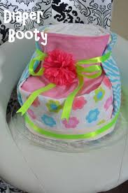 quick craftspiration diaper cake baby shower gift youtube