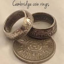 cambridge coin rings by cambridgecoinrings on etsy