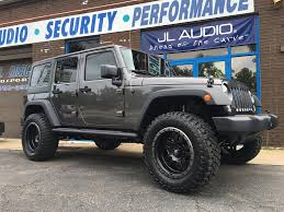 jeep wrangler unlimited sport lifted total image auto sport robinson pa
