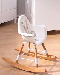 Rocking Chair For Breastfeeding Childhome Rocking Bars For Evolu 2 Evolutive Chair Natural Unisex