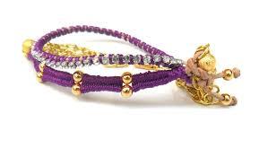 chain braided bracelet images Friendship bracelets leather skull rhinestone chain galaxy silk jpg