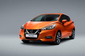 nissan small car boring to bold next gen 2017 nissan micra unveiled by car magazine