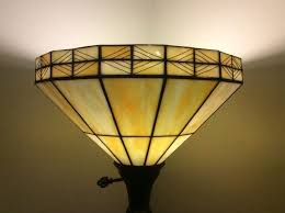 Tiffany Floor Lamp Shades Bedroom Brilliant Tiffany Style Stained Glass Leaded Replacement