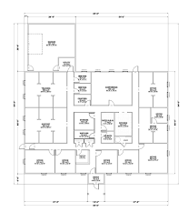 simple floor plan samples 4 best images of small office layout visio simple office layout