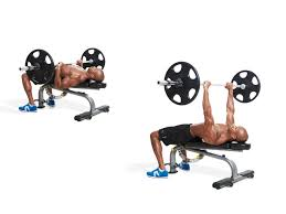 close grip bench press men u0027s fitness