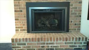 television and gas white modern gas fireplace insert living room