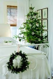 Simple Christmas Decorations For House 252 Best Christmas Bedrooms Images On Pinterest Christmas