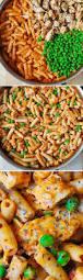spicy garlic chicken penne with peas recipe spicy chicken