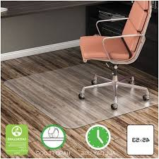 Chair Mat For Hard Floors Black Office Chair Mat Good Quality Business People
