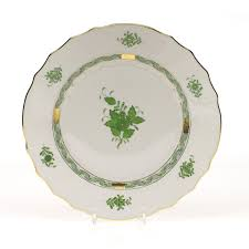Dining Room Plate Sets by Herend Chinese Bouquet Dinnerware Green Bloomingdale U0027s China