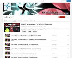 android studio ui design tutorial pdf 12 android tutorials for beginners