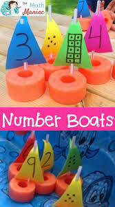 a fun and inexpensive way to work on number recognition