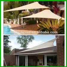 Triangle Awnings Canopies Backyard Canopy Triangle Sun Shade Patio Lawn Outdoor Sail Uv Top