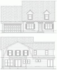 cape cod style homes plans architectures cape style house plans l shaped cape cod style