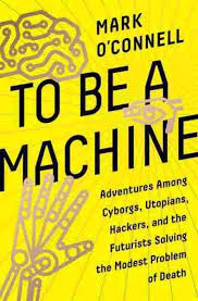 What Is The Meaning Of Desk Book Review U0027to Be A Machine U0027 By Mark O U0027connell Npr
