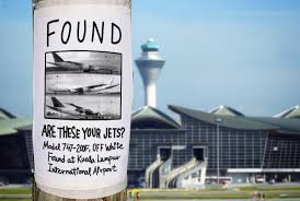 Seeking Kl Kl Airport Takes Out Newspaper Ad Seeking Owner Of 3 Abandoned
