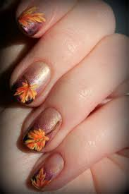 fall nail designs 2013 autumn fall inspired nail art designs