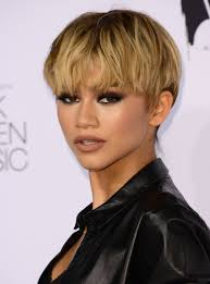 short hairstyles your a list inspiration zendaya short