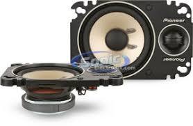 pioneer 4x6 pioneer ts p462 4 x 6 2 way plate speakers sonic electronix