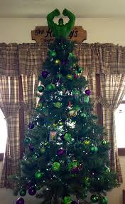 christmas christmas batman tree topper perennial passion