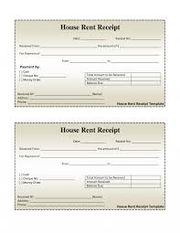 rental agreement invoicete free house rent receipt doc invoice