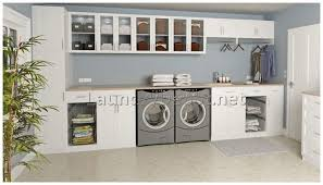 laundry room storage ideas chic laundry shelv 14063 hbrd me