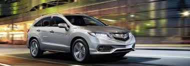 color options 2018 acura rdx