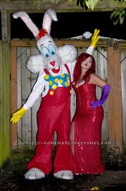 realistic costumes handmade and roger rabbit costumes