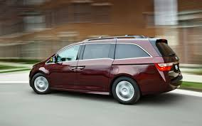Luggage Rack For Honda Odyssey by Honda Odyssey Touring Elite Left Side View Four Seasons Update