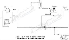 1964 ford truck wiring diagrams fordification info the u002761 u002766