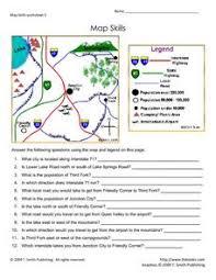 map and globe skills worksheets worksheets releaseboard free