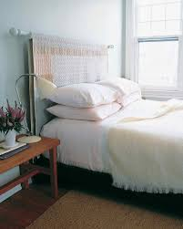Bed Headboard Ideas 11 Diy Headboard Ideas To Give Your Bed A Boost Martha Stewart