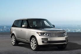 2014 land rover range rover overview cars com