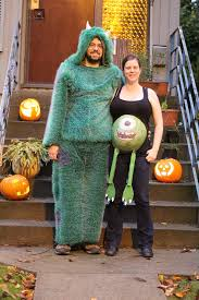 Monster Halloween Costumes 15 Creative Halloween Costumes Pregnant Women Pull