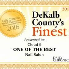 cloud 9 nail spa nail salons 310 e state st sycamore il